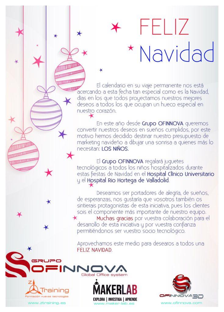 Carta de Navidad