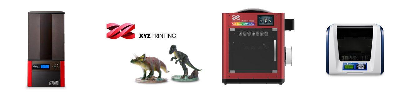 Equipos XYZ Printing